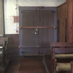 Inside the Old Quaker Meetinghouse (Flushing, NY)