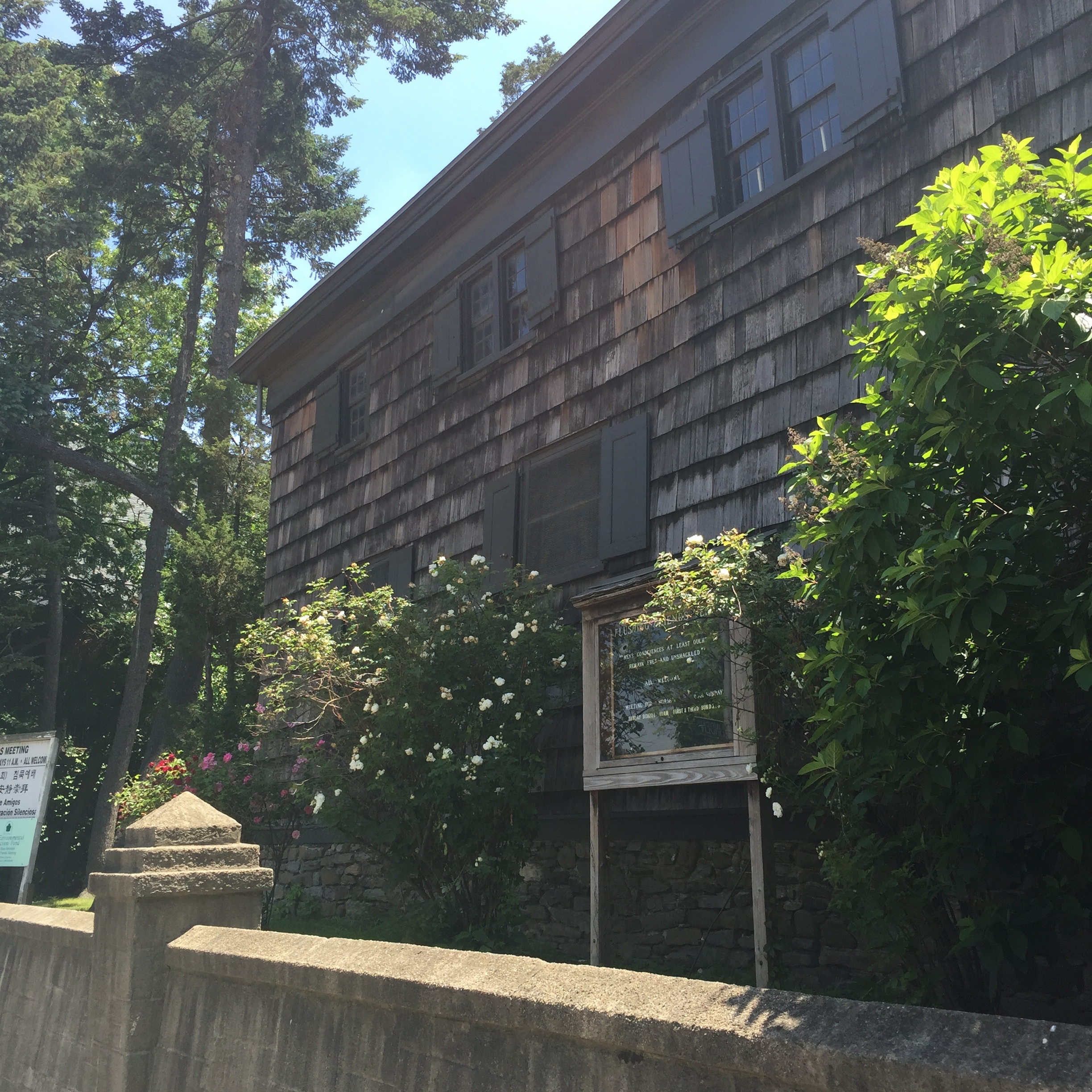 Finding Inspiration: Visiting My Quaker Roots